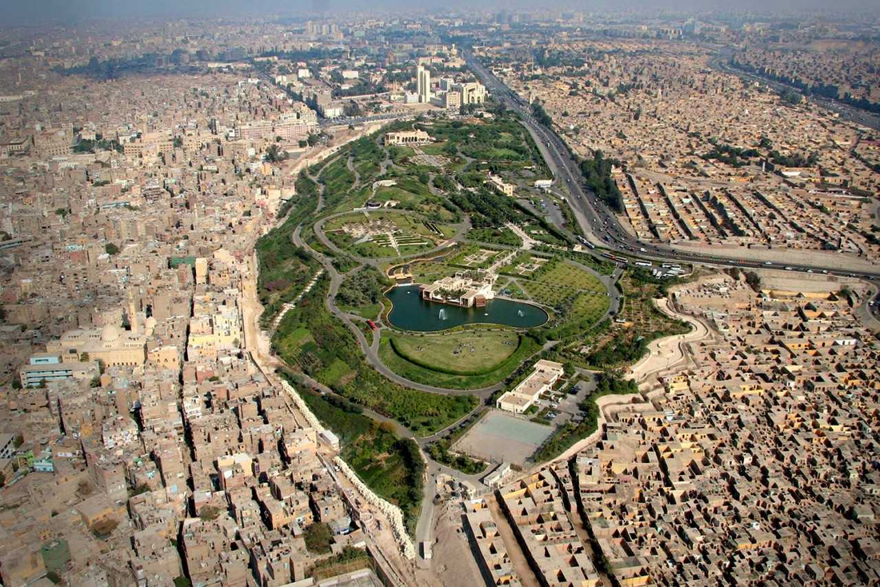 Sites International - Project - Al Azhar Park 01 Designed by Sites International, an award-winning urban planning & landscape architecture firm established by Dr. Maher Stino with numerous projects in Egypt, Middle East, Africa and Asia.