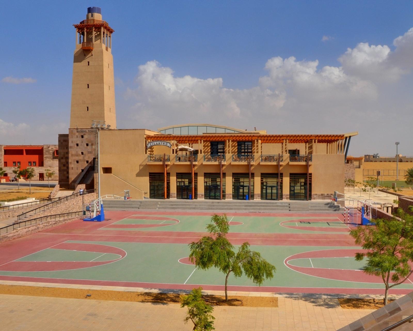 Sites International American University In Cairo New